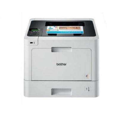 BROTHER tiskárna color laserová HLL-8260CDW - A4, 31ppm, 2400x600, 256MB, PCL6, USB 2.0, LAN, WIFI, 250+50listů, DUPLEX