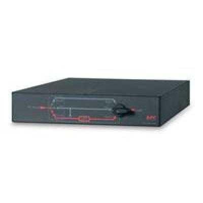 APC Service Bypass Panel - 100-240V,30A, BBM,Hardwire Input/Output