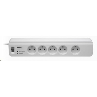 APC Essential SurgeArrest 5 outlets 230V France, 1.8m