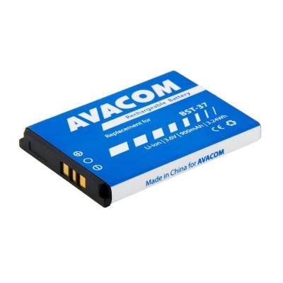 AVACOM baterie do mobilu Sony Ericsson K750, W800 Li-Ion 3,7V 900mAh, (náhrada BST-37)