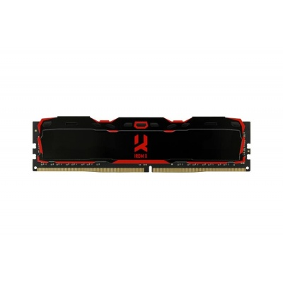 DIMM DDR4 8GB 3000MHz CL16 SR GOODRAM IRDM, black