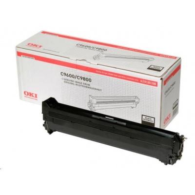 Oki Obraz. válec pro černý toner do C9600/C9650/C9655//C9800/C9850/C9800MFP/C9850MFP (30k)