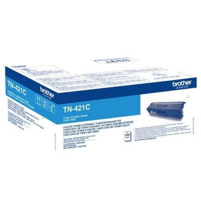 BROTHER Toner TN-421C pro HL-L8260Toner CDW/HL-L8360CDW/DCP-L8410CDW, 1.800 stran, Cyan