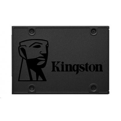 Kingston SSD 120GB A400 SATA3 2.5 SSD (7mm height) (R 500MB/s; W 320MB/s)