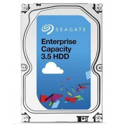 SEAGATE HDD Exos 7E8, 6TB, SATAIII/600, 7200rpm