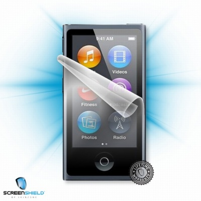 ScreenShield fólie na displej pro Apple iPod nano 7G
