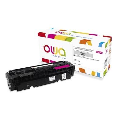 OWA Armor toner pro HP Color Laserjet Pro M377, M452, M477, 2300 Stran, CF413A, Magenta