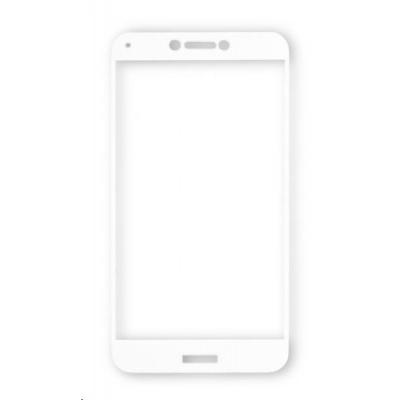 Aligator ochrana displeje Glass Print pro Nokia 6, bílá