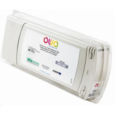 OWA Armor cartridge pro HP DesignJet Z 6600, 6800, 775ml, C1Q44A, light Grey