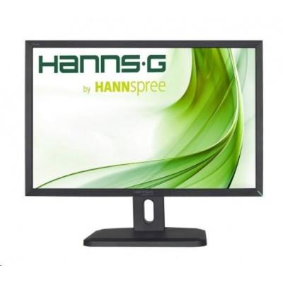 "Hannspree HP246PJB 24"" LCD monitor, 1920x1200, 16:10, 5ms, HDMI, DP, DVI, VGA"
