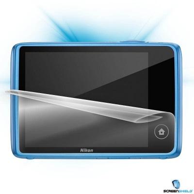 ScreenShield fólie na displej pro Nikon Coolpix S02