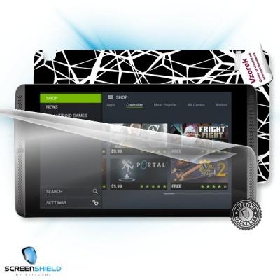 ScreenShield fólie na displej + skin voucher (včetně popl. za dopr. k zákazníkovi) pro Nvidia Shield 8.0