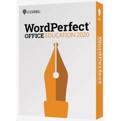 WordPerfect Office Education CorelSure Maintenance (1 Year) (301+) EN/FR