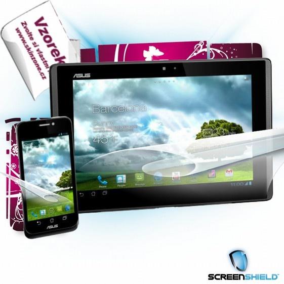 ScreenShield fólie na displej + skin voucher (včetně popl. za dopr. k zákazníkovi) pro Asus Padfone