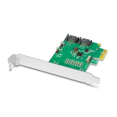 AXAGON PCES-SA2, PCIe řadič - 2x int. SATA III 6G ASMedia