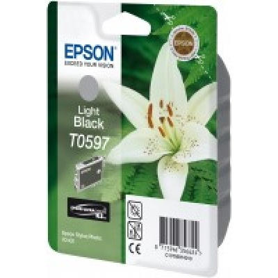 EPSON ink čer Stylus Photo R2400 - light Black
