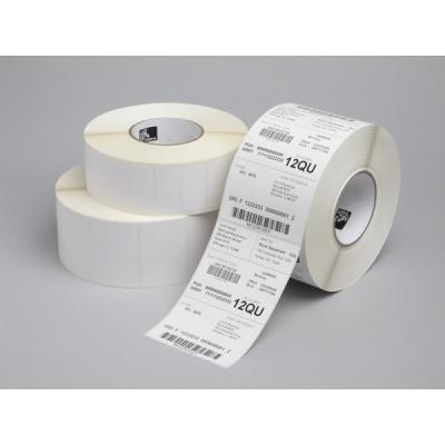 Zebra etiketyZ-Select 1000T, 37x67mm, 2,190 etiket
