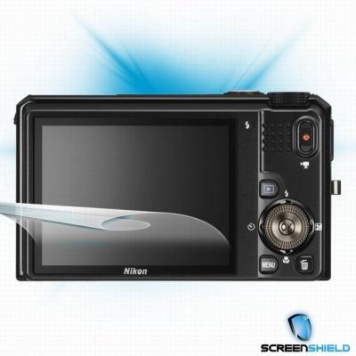 ScreenShield fólie na displej pro Nikon Coolpix S9100