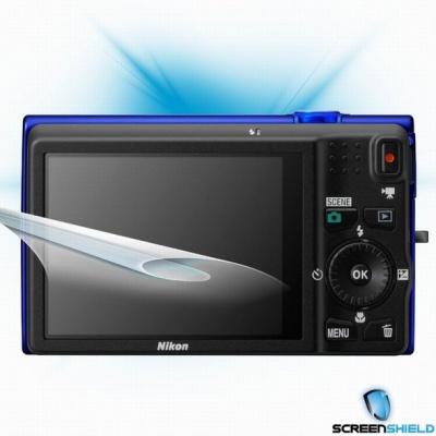 ScreenShield fólie na displej pro Nikon Coolpix S6200