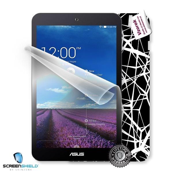 ScreenShield fólie na displej + skin voucher (vč. popl. za dopr. k zákazníkovi) pro Asus MeMO Pad 8 ME181CX 8.0