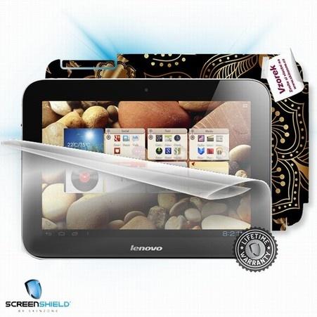 ScreenShield fólie na displej + skin voucher (vč. popl. za dopr. k zákazníkovi) pro Lenovo IdeaPad A3500 TAB A7