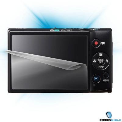 ScreenShield fólie na displej pro Canon Ixus 125 HS