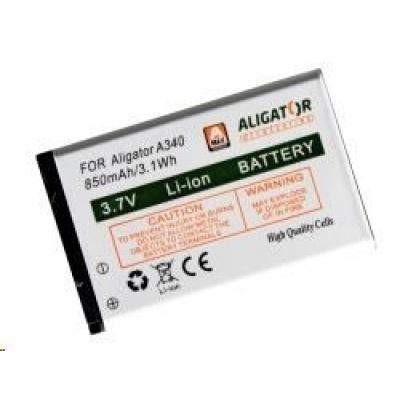 Aligator baterie Li-Ion 850 mAh pro Aligator A340/A310/A311/A320/V600