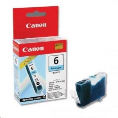 Canon BJ CARTRIDGE photo cyan BCI-6PC (BCI6PC)
