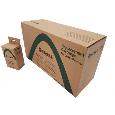 TESLA alternativní inkoustová kazeta Epson  T1281/black/12ml