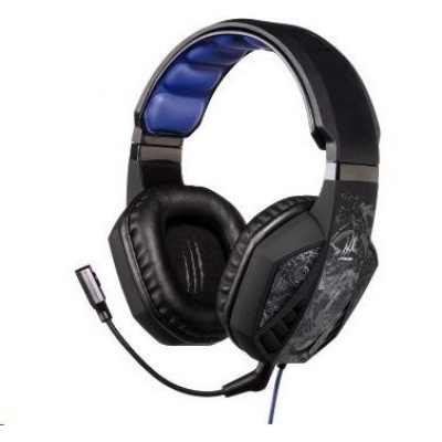 uRage USB gamingový headset SoundZ, čierny