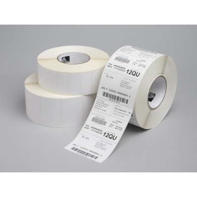 Zebra etiketyZ-Perform 1000T, 102x64mm, 1100 etiket