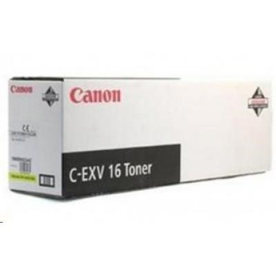 Canon Toner C-EXV 16 Yellow (CLC5151/4040)