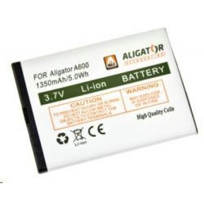 Aligator baterie Li-Ion pro Aligator 600/A610/A620/A430/A680/A670