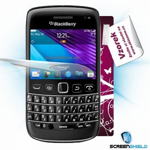 ScreenShield fólie na displej + skin voucher (včetně poplatku za dopravu k zákazníkovi) pro Blackberry Bold 9790