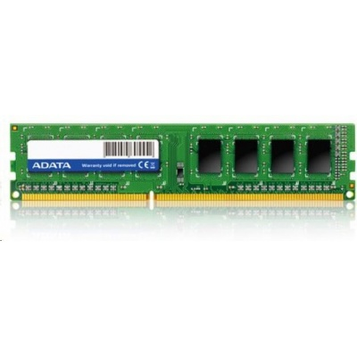 DIMM DDR4 4GB 2400MHz ADATA, 512x8, Retail