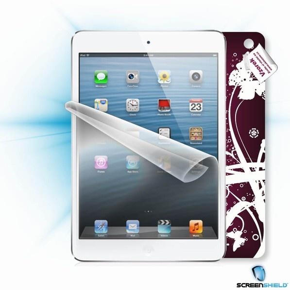 ScreenShield fólie na displej + skin voucher (včetně poplatku za dopravu k zákazníkovi) pro Apple iPad mini
