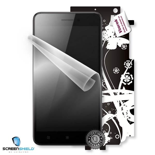 ScreenShield fólie na displej + skin voucher (vč. popl. za dopr. k zákazníkovi) pro Lenovo S60