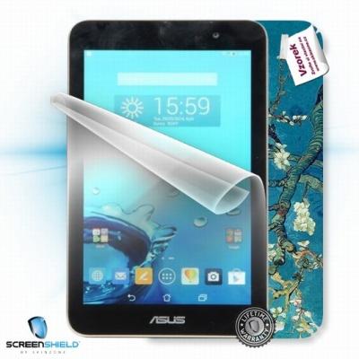 ScreenShield fólie na displej + skin voucher (vč. popl. za dopr. k zákazníkovi) pro Asus MeMO Pad 7 ME176C