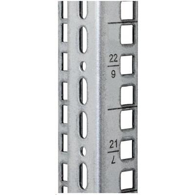 TRITON Vertikální lišta 22U, cena za 1ks