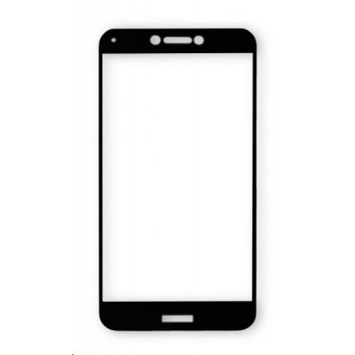 Aligator ochrana displeje Glass Print pro Nokia 6, černá