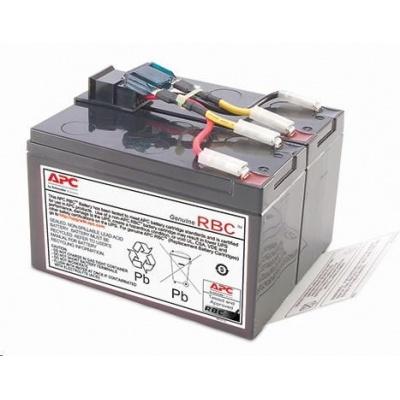 APC Replacement Battery Cartridge #48, SUA750, SUA750I, SMT750I