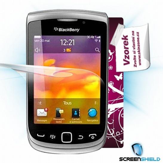 ScreenShield fólie na displej + skin voucher (včetně poplatku za dopravu k zákazníkovi) pro BlackBerry 9810 Torch