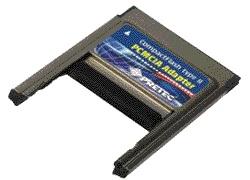 PRETEC CompactFlash II/PCMCIA adapter