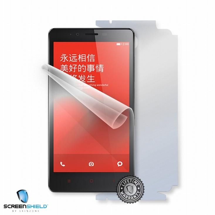ScreenShield fólie na celé tělo pro Xiaomi Redmi (Hongmi) Note